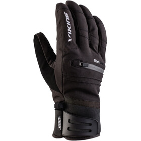 Viking Europe Kuruk Gants de ski Homme, black